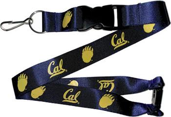 Cal Berkeley Lanyard
