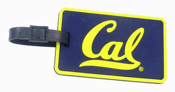 Cal Berkeley School Luggage Tag