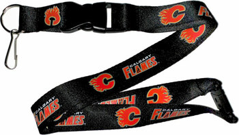 Calgary Flames Lanyard