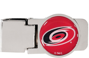 Carolina Hurricanes Money Clip