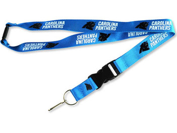 Carolina Panthers Lanyard
