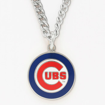 Chicago Cubs Logo Necklace