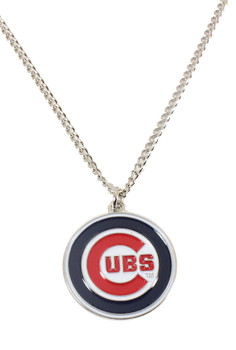 Chicago Cubs Logo Necklace