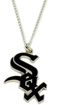 Chicago White Sox Logo Necklace