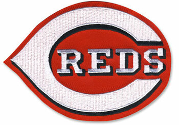 Cincinnati Reds Embroidered Emblem Patch