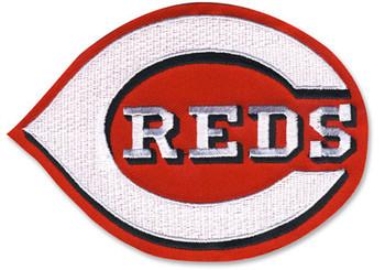 Cincinnati Reds Embroidered Emblem Patch