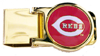 Cincinnati Reds Money Clip
