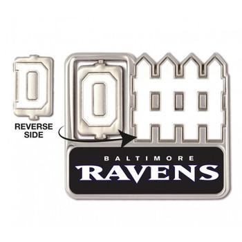 Baltimore Ravens Defense / Offense Spinner Pin