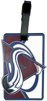 Colorado Avalanche Luggage Bag Tag