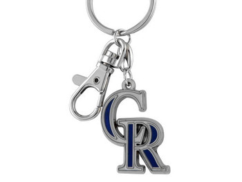 Colorado Rockies Key Chain