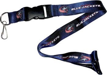 Columbus Blue Jackets Lanyard