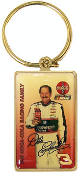 Dale Earnhardt Sr. Key Chain