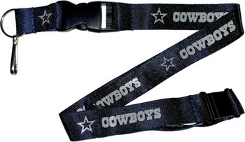 Dallas Cowboys Lanyard - Blue
