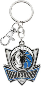 Dallas Mavericks Logo Key Tag