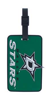 Dallas Stars Luggage Bag Tag