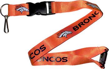 Denver Broncos Lanyard