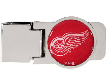 Detroit Red Wings Money Clip