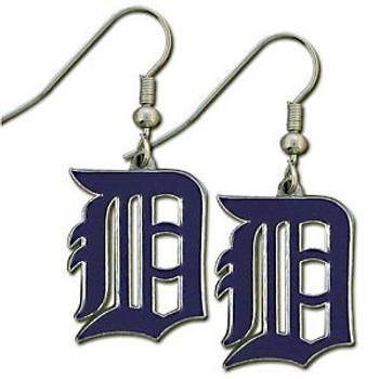 Detroit Tigers Earrings