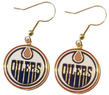 Edmonton Oilers Earrings