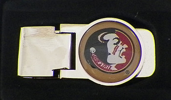 Florida State Money Clip