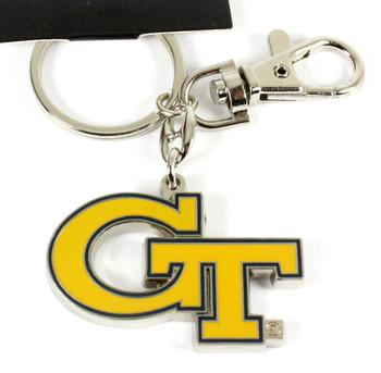 Georgia Tech Key Chain