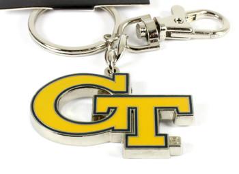 Georgia Tech Key Chain