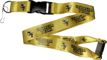 Georgia Tech Lanyard