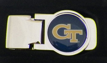 Georgia Tech Money Clip
