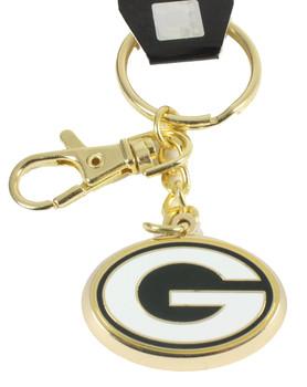 Green Bay Packers Key Chain