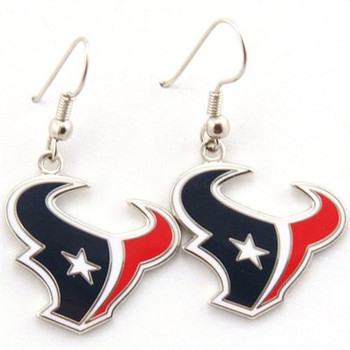 Houston Texans Earrings