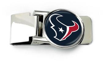 Houston Texans Money Clip