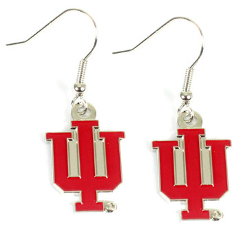 Indiana Hoosiers Earrings