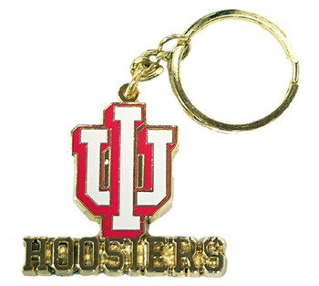 Indiana Key Chain