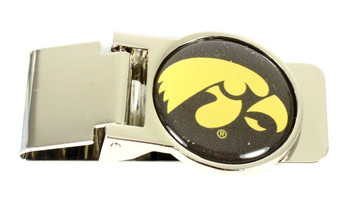 Iowa Hawkeyes Money Clip