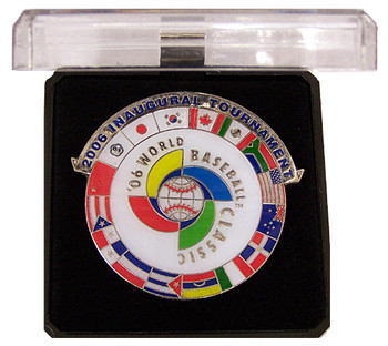 Japan World Baseball Classic Silver Coin Card - Limited 5,000