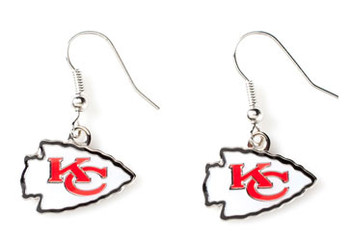 Kansas City Chiefs Earrings