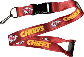 Kansas City Chiefs Lanyard