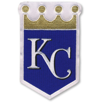 Kansas City Royals Embroidered Emblem Patch