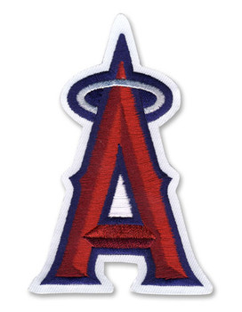 Los Angeles Angels Embroidered Emblem Patch