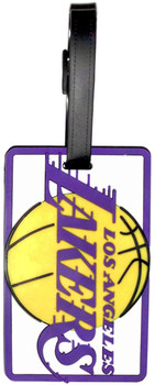 Los Angeles Lakers Luggage Bag Tag