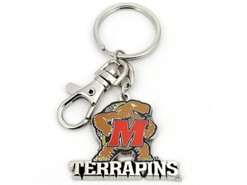 Maryland Terps Key Chain