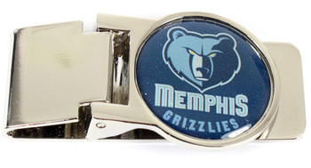 Memphis Grizzlies Money Clip