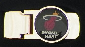 Miami Heat Money Clip
