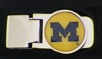 Michigan Money Clip