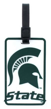 Michigan State Bag / Luggage Tag