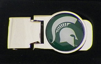 Michigan State Money Clip