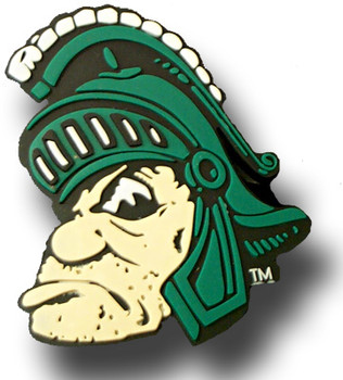Michigan State Rubber Magnet