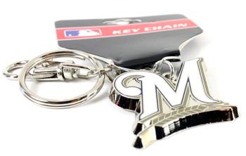Milwaukee Brewers Key Chain