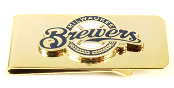 Milwaukee Brewers Money Clip