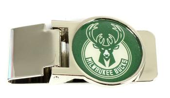 Milwaukee Bucks Money Clip
